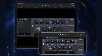 Eventide Blackhole Reverb iOS