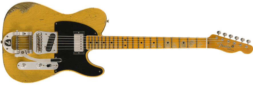 Fender Custom Shop 2019_50s Vibra Tele