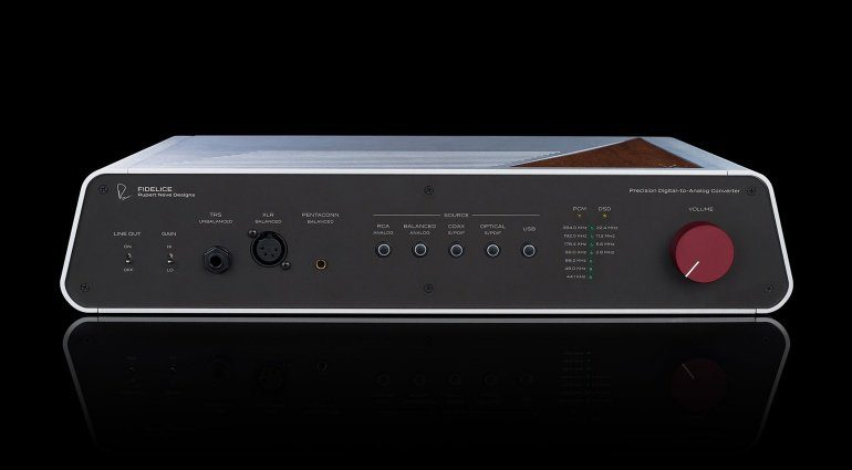 Fidelice Precision Digital-to-Analog Converter