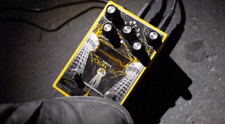 Gamechanger Audio Plasma Coil Jack White Third MAn Records Effekt Pedal
