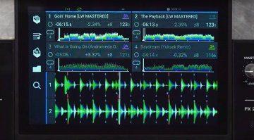 Denon DJ Prime 4 Firmware Update 1.3.2