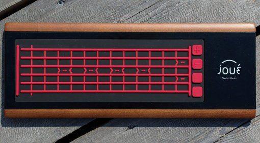 Joué Grand Fretboard - ein konfigurierbarer MIDI Controller für Gitarristen
