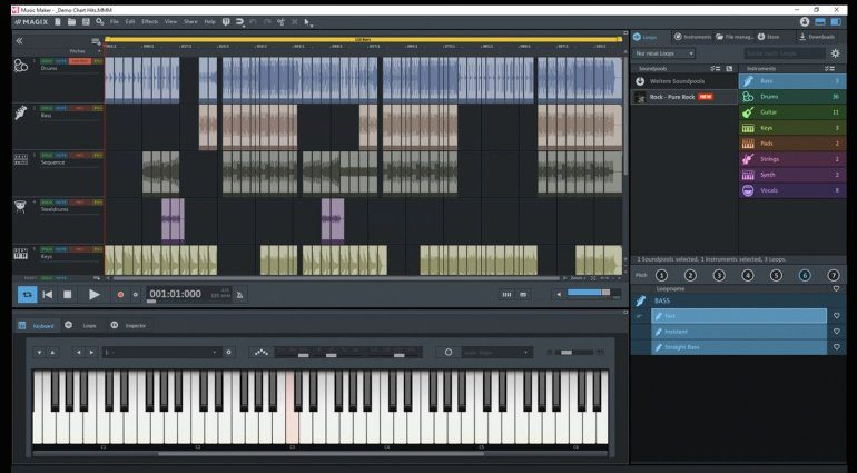 Magix Music Maker 2020