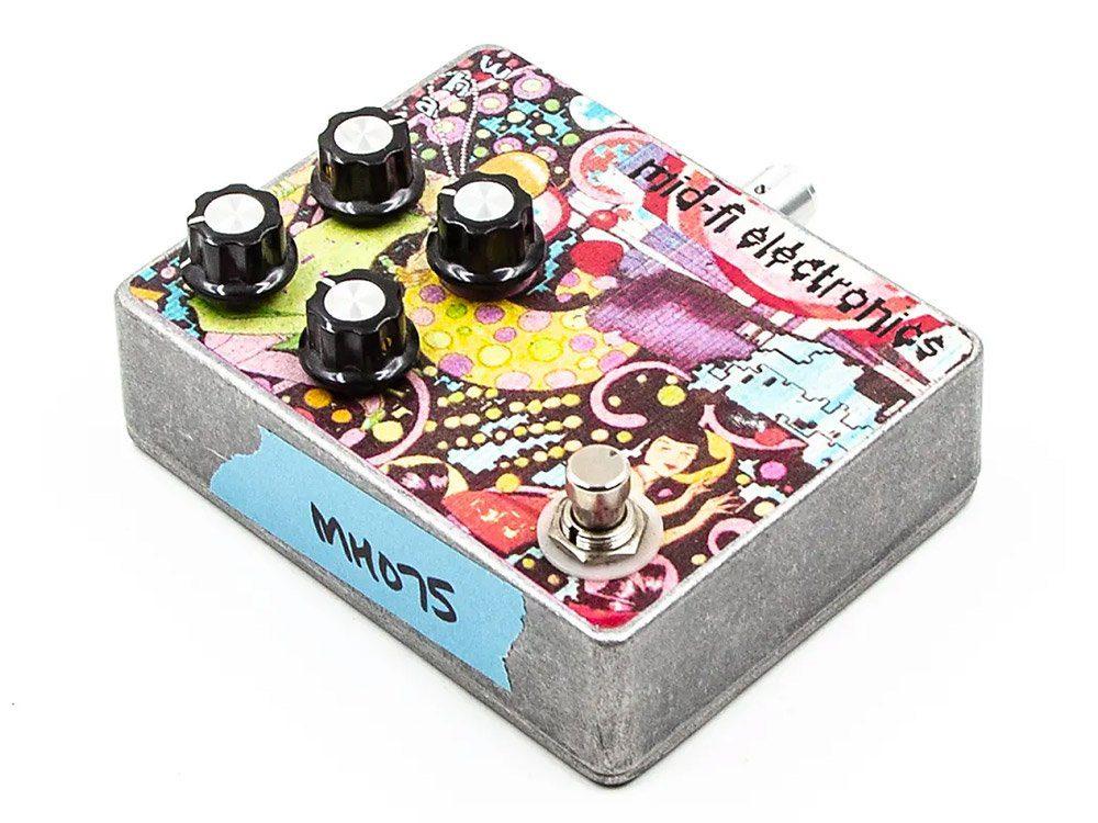 Mark Hoppus blink-182 Mid-Fi Effektpedal