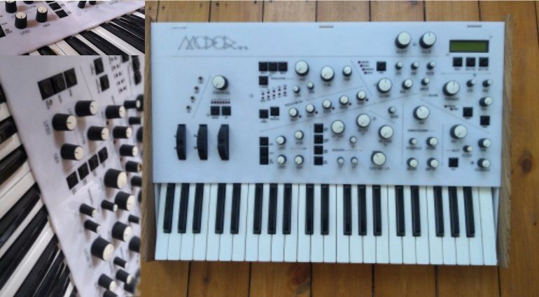 Modor NF1 Tastatur