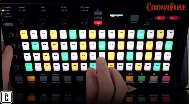 nativeKONTROL CrossFire - Akai Fire Controller ab sofort für Ableton Live!