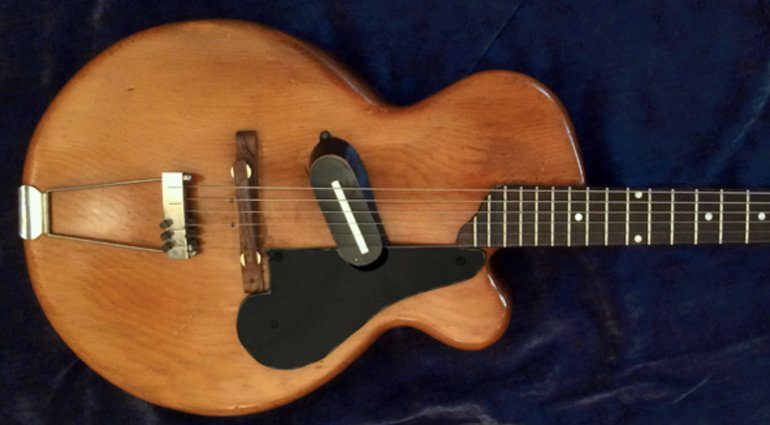 O.W.-Appleton-claimed-that-in-1943-he-brought-a-solid-body-single-cutaway-electric-Spanish-style-guitar