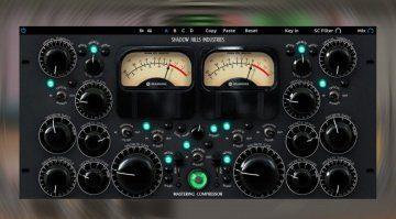 Brainworx Shadow Hills Mastering Compressor ist jetzt nativ!