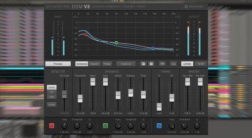 ProAudioDSP DSM V3 - Multiband Sound Matching der nächsten Generation