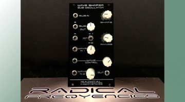 Radical Frequencies Waveshaper Sub