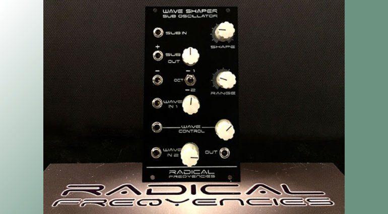 Radical Frequencies Waveshaper Sub