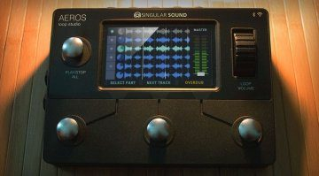 Singular Sound Aeros Loop Studio