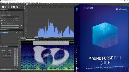 Sound Forge Pro Suite 13