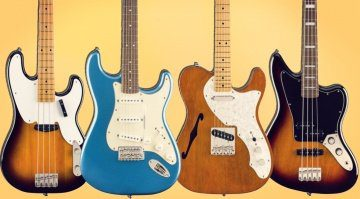 Squier Classic Vibe Summer NAMM 2019