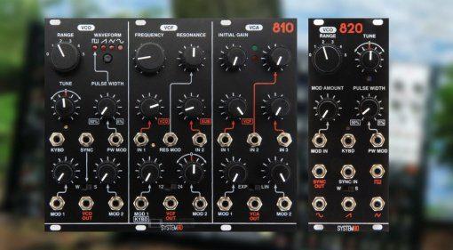 System80 810 & 820 - Roland 100m