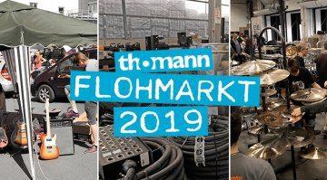 Thomann Flohmarkt 2019