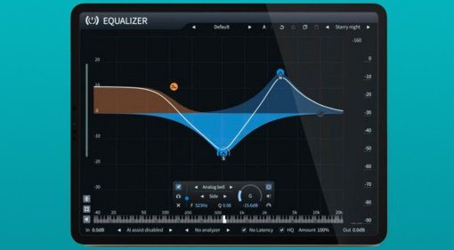 Toneboosters veröffentlicht TB Equalizer für iOS