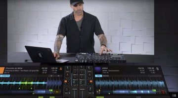 Native Instrument Traktor Pro 3.2 Harmonic Mixing Update