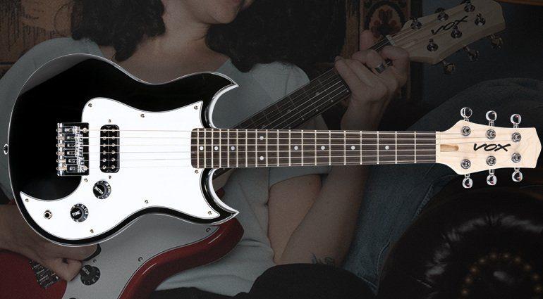 Vox SDC-1 Mini E-Gitarre Front Teaser