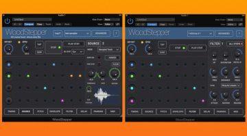 Woodman's WoodStepper steuert Klangerzeuger vom iPad und Mac