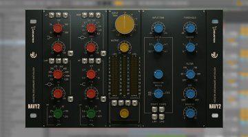 Acustica Audio Navy2