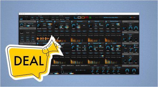 Deal: Air Music Technology Loom II zum Schnäppchenpreis für 13 Euro