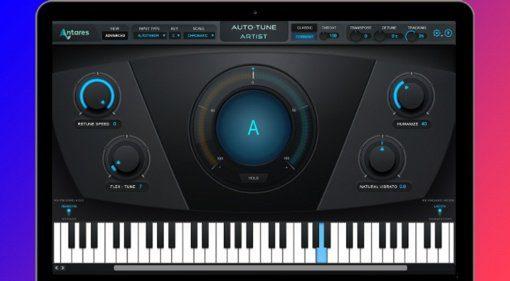 Antares Audio Technology vervollständigt mit Auto-Tune Artist die Pitch Correction Reihe