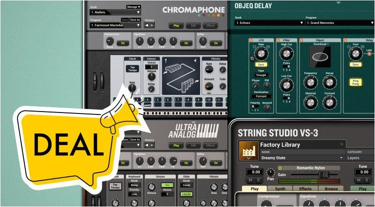 Deal: Applied Acoustics Systems Summer Sale