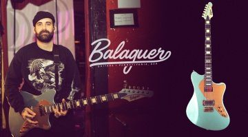 Balaguer Guitars Espada T-BAR