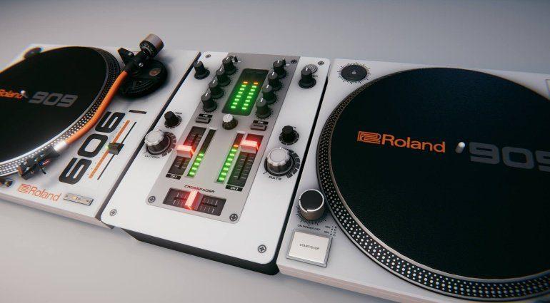 Beat.School Roland TT-99