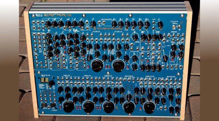 Blue Lantern DARP7200