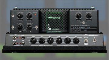 Brainworx Ampeg B-15N