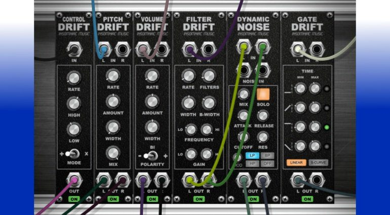 Cherry Audio Drift-Pack