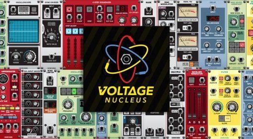 Cherry Audio veröffentlich kostenlosen Voltage Modular Nucleus Synth