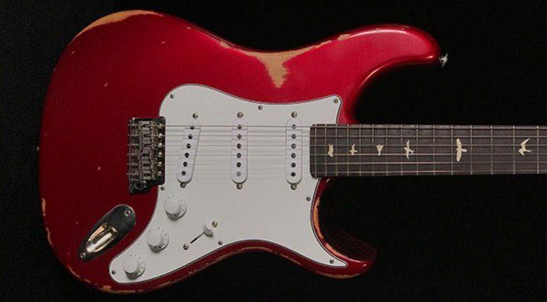 PRS John Mayer Silver Sky Relic
