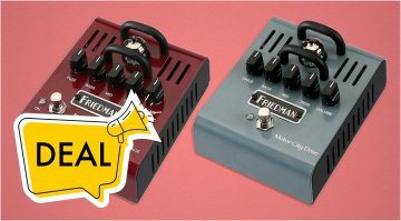 DEAL - Friedman Fuzz Fiend Motor City Drive 01