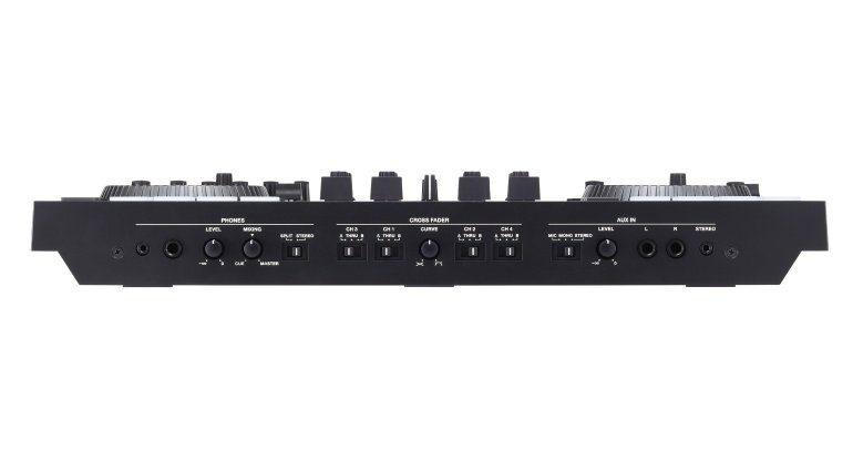 Roland DJ-707M Front