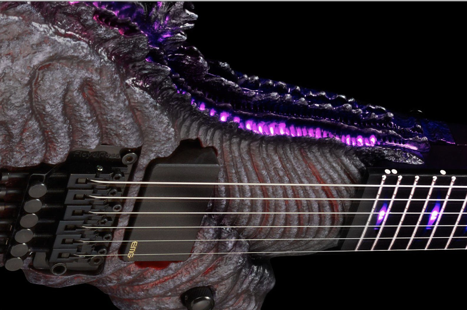 ESP-limited-edition-Godzilla-model-with-Purple-LED