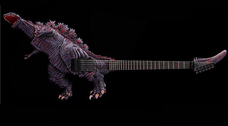 ESP-limited-edition-Godzilla-model