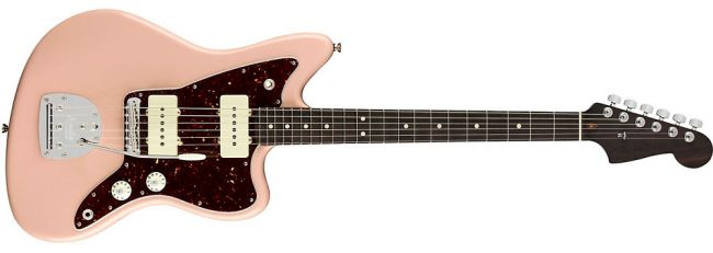 Fender-American-Professional-Jazzmaster-Rosewood-Neck-Limited-Edition-Shell-Pink