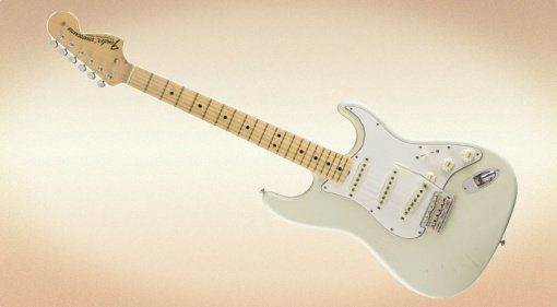 Jimi Hendrix Izabella Stratocaster