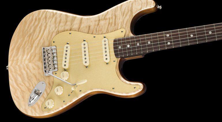 Fender-Rarities-Quilt-Maple-Top-Stratocaster