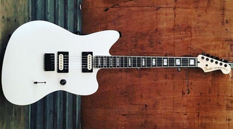 Fender Jim Root Signature Jazzmaster