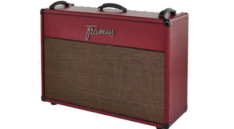 Framus Ruby Riot I Red Front
