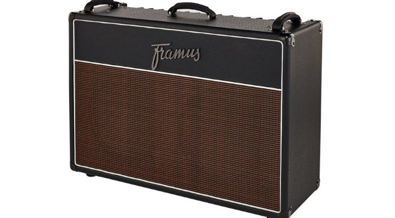 Framus Ruby Riot II Black Front