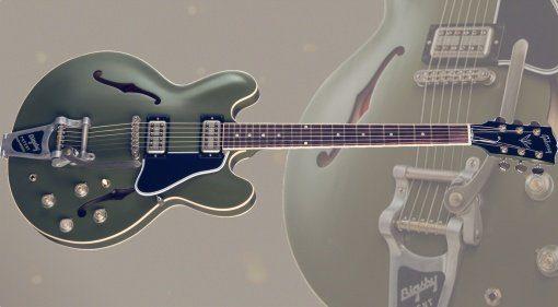 Gibson Chris Cornel ES-335