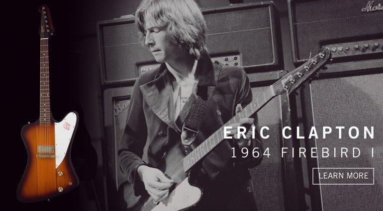 Eric Clapton 1964 Firebird I