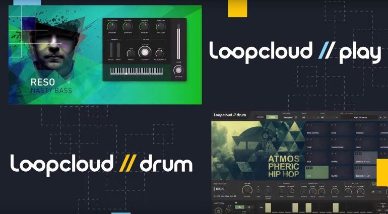 Loopcloud 5: Drum-Player und Instrument-Plugin