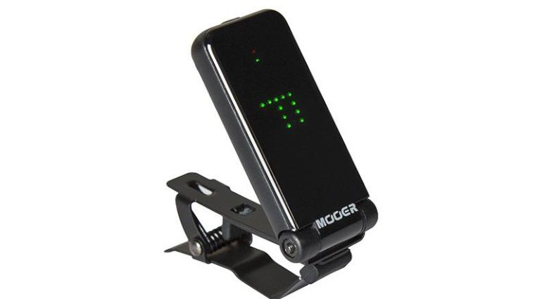 Mooer CT-01 Clip On Tuner