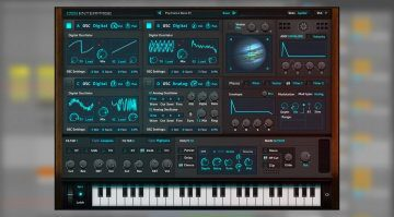 Ocean Swift OSS Enterprise Vector Hybrid Synthesizer